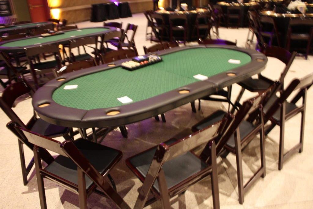 Texas Holdem Table